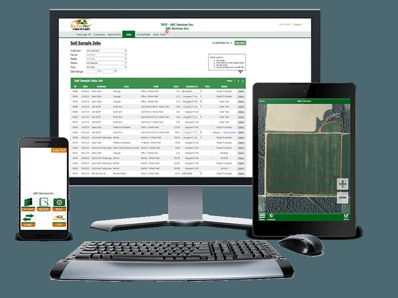 Soil Test Pro SP | FarmLogic