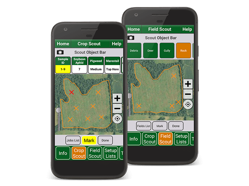 Farm Scout Pro - Crop Scout and Field Scout